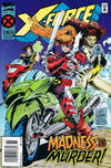 Cover Thumbnail for X-Force (1991 series) #40 [Deluxe Newsstand Edition]