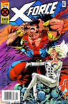 Cover Thumbnail for X-Force (1991 series) #42 [Deluxe Newsstand Edition]