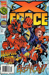 Cover for X-Force (Marvel, 1991 series) #47 [Newsstand]