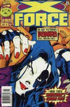 Cover for X-Force (Marvel, 1991 series) #62 [Newsstand Edition]