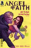Cover for Angel & Faith (Dark Horse, 2011 series) #24