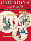Cover for Cartoons and Gags (Marvel, 1959 series) #v7#3