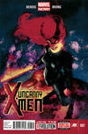 Cover for Uncanny X-Men (Marvel, 2013 series) #7 [Direct Edition]
