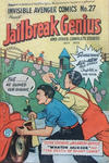 Cover for Invisible Avenger (Magazine Management, 1950 series) #27