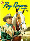 Cover for Roy Rogers Comics (World Distributors, 1951 series) #16