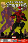 Cover for Avenging Spider-Man (Marvel, 2012 series) #21 [Newsstand]