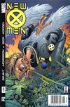 Cover for New X-Men (Marvel, 2001 series) #125 [Newsstand]