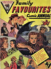 Cover for Family Favourites Comic Annual (L. Miller & Son, 1954 series) #1954