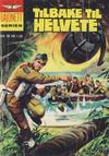 Cover for Bajonett serien (Illustrerte Klassikere / Williams Forlag, 1967 series) #22