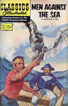 Cover for Classics Illustrated (Gilberton, 1947 series) #103 - Men Against the Sea [HRN 131]