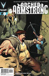 Cover for Archer and Armstrong (Valiant Entertainment, 2012 series) #9 [Cover B - Clayton Henry]