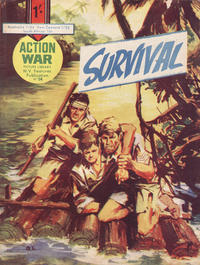 Cover Thumbnail for Action War Picture Library (MV Features, 1965 series) #14