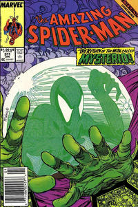 Cover Thumbnail for The Amazing Spider-Man (Marvel, 1963 series) #311 [Newsstand]