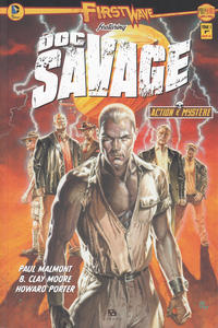 Cover Thumbnail for Firstwave - Doc Savage (Ankama, 2012 series) #1