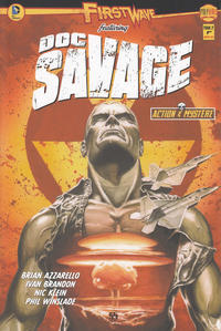 Cover Thumbnail for Firstwave - Doc Savage (Ankama, 2012 series) #2