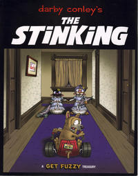 Cover Thumbnail for The Stinking: A Get Fuzzy Treasury (Andrews McMeel, 2012 series)