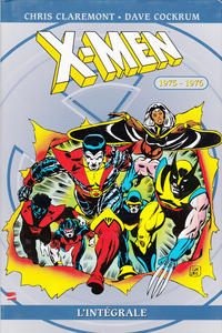 Cover Thumbnail for X-Men : l'intégrale (Panini France, 2002 series) #1975-1976