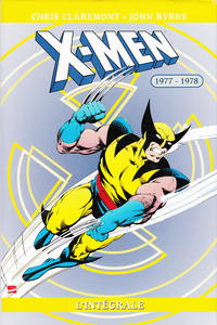 Cover Thumbnail for X-Men : l'intégrale (Panini France, 2002 series) #1977-1978