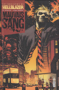 Cover Thumbnail for Les Dossiers d'Hellblazer (Urban Comics, 2012 series) #[nn]