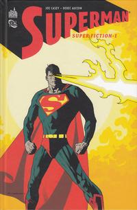 Cover Thumbnail for Superman - Super Fiction (Urban Comics, 2012 series) #1