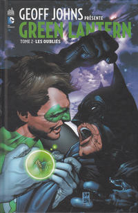 Cover Thumbnail for Geoff Johns présente Green Lantern (Urban Comics, 2012 series) #2