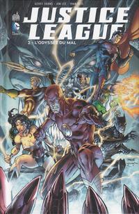 Cover Thumbnail for Justice League (Urban Comics, 2012 series) #2 - L'odyssée du mal
