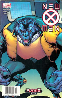 Cover Thumbnail for New X-Men (Marvel, 2001 series) #148 [Newsstand Edition]
