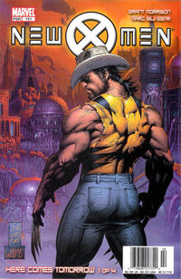 Cover Thumbnail for New X-Men (Marvel, 2001 series) #151 [Newsstand Edition]