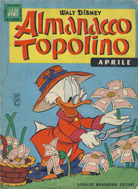 Cover Thumbnail for Almanacco Topolino (Arnoldo Mondadori Editore, 1957 series) #124