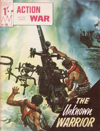 Cover Thumbnail for Action War Picture Library (MV Features, 1965 series) #24
