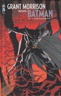 Cover Thumbnail for Grant Morrison présente Batman (Urban Comics, 2012 series) #1