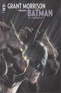 Cover Thumbnail for Grant Morrison présente Batman (Urban Comics, 2012 series) #2