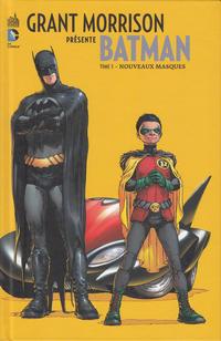 Cover Thumbnail for Grant Morrison présente Batman (Urban Comics, 2012 series) #3