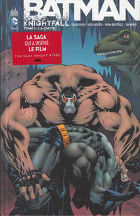 Cover Thumbnail for Batman Knightfall (Urban Comics, 2012 series) #1