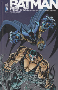 Cover Thumbnail for Batman Knightfall (Urban Comics, 2012 series) #2