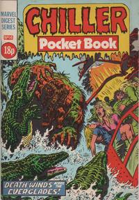 Cover Thumbnail for Chiller Pocket Book (Marvel UK, 1980 series) #14