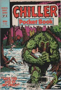 Cover Thumbnail for Chiller Pocket Book (Marvel UK, 1980 series) #18