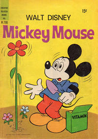 Cover Thumbnail for Walt Disney's Mickey Mouse (W. G. Publications; Wogan Publications, 1956 series) #200
