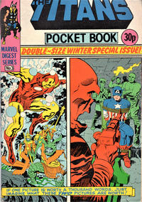 Cover Thumbnail for Titan Pocket Book (Marvel UK, 1980 series) #3