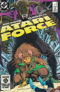 Cover Thumbnail for Atari Force (DC, 1984 series) #14 [Direct Edition]
