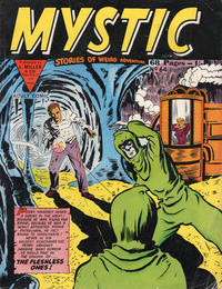 Cover Thumbnail for Mystic (L. Miller & Son, 1960 series) #64