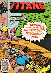 Cover Thumbnail for Titan Pocket Book (Marvel UK, 1980 series) #6
