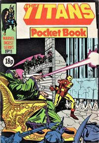 Cover Thumbnail for Titan Pocket Book (Marvel UK, 1980 series) #7