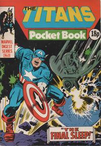 Cover Thumbnail for Titan Pocket Book (Marvel UK, 1980 series) #9