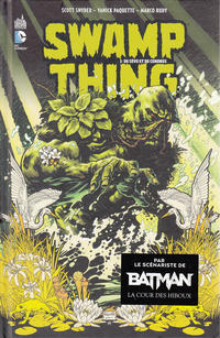 Cover Thumbnail for Swamp Thing (Urban Comics, 2012 series) #1