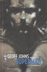 Cover Thumbnail for Geoff Johns présente Superman (Urban Comics, 2013 series) #1