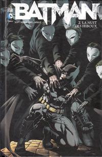 Cover Thumbnail for Batman (Urban Comics, 2012 series) #2