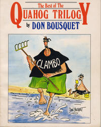 Cover Thumbnail for The Best of the Quahog Trilogy (Narragansett Graphics, Inc., 1987 series)