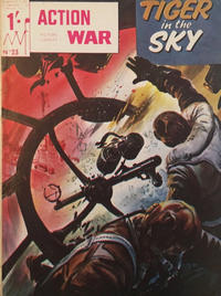 Cover Thumbnail for Action War Picture Library (MV Features, 1965 series) #23