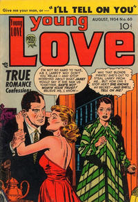 Cover Thumbnail for Young Love (Prize, 1949 series) #v6#6 (60)